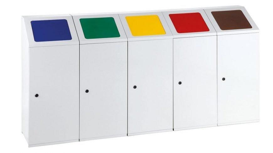 Eco-Office Recycling – Implementarea colectarii separate a deseurilor